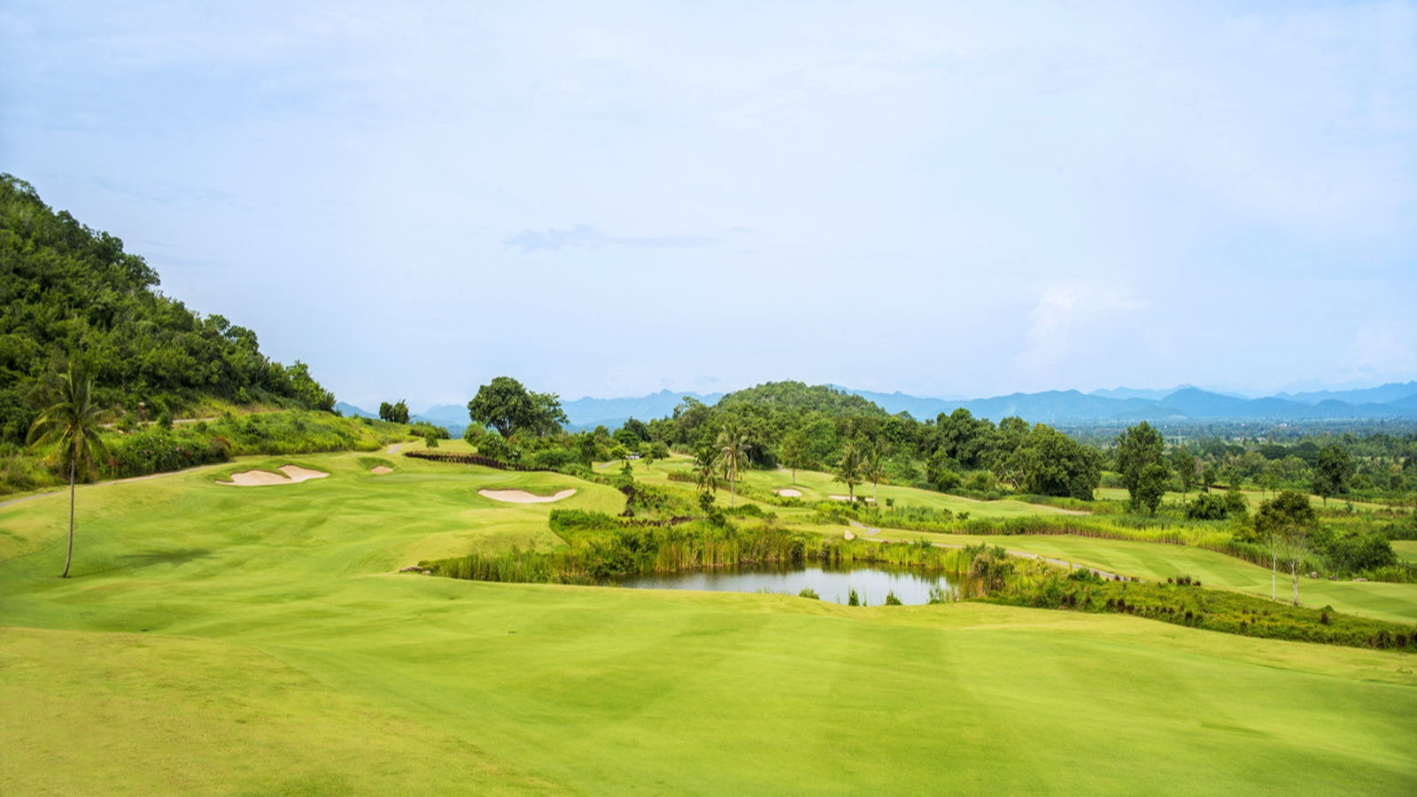Banyan Golf Club - Sheraton Hua Hin Resort & Spa