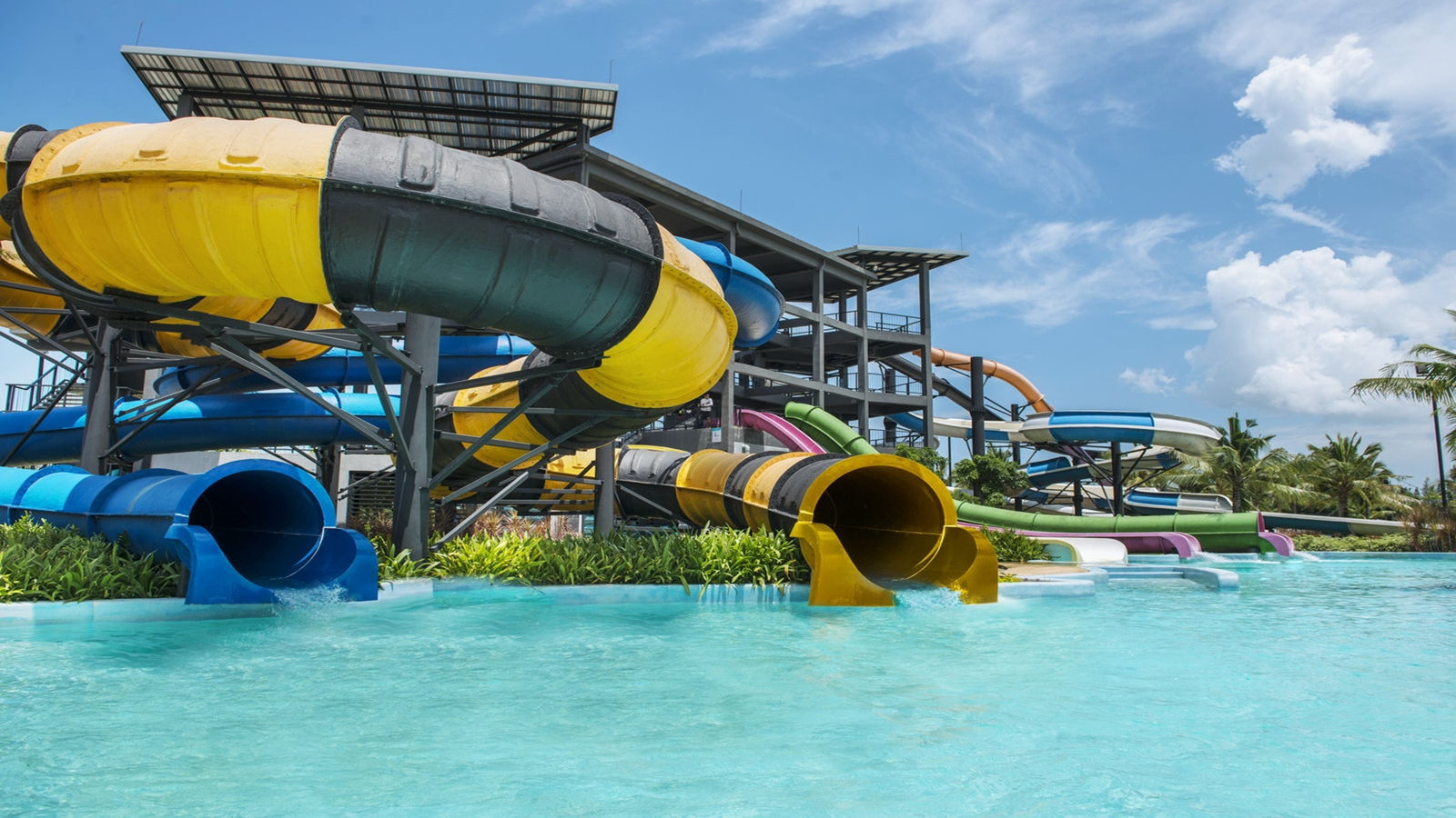 Black Mountain Water Park, Thailand