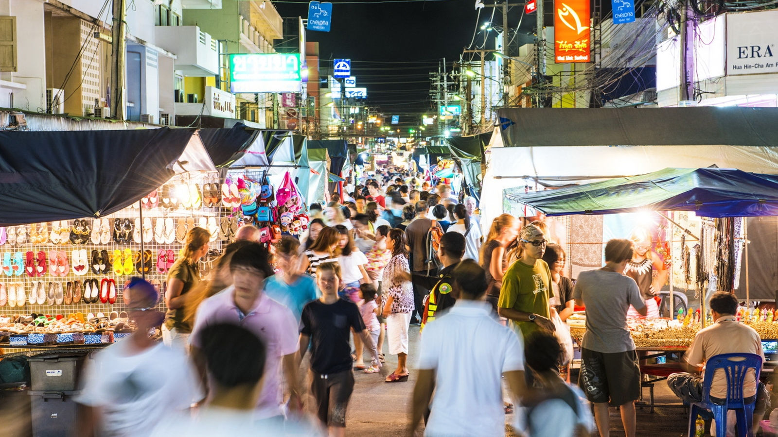 Shopping - Hua Hin Night Market