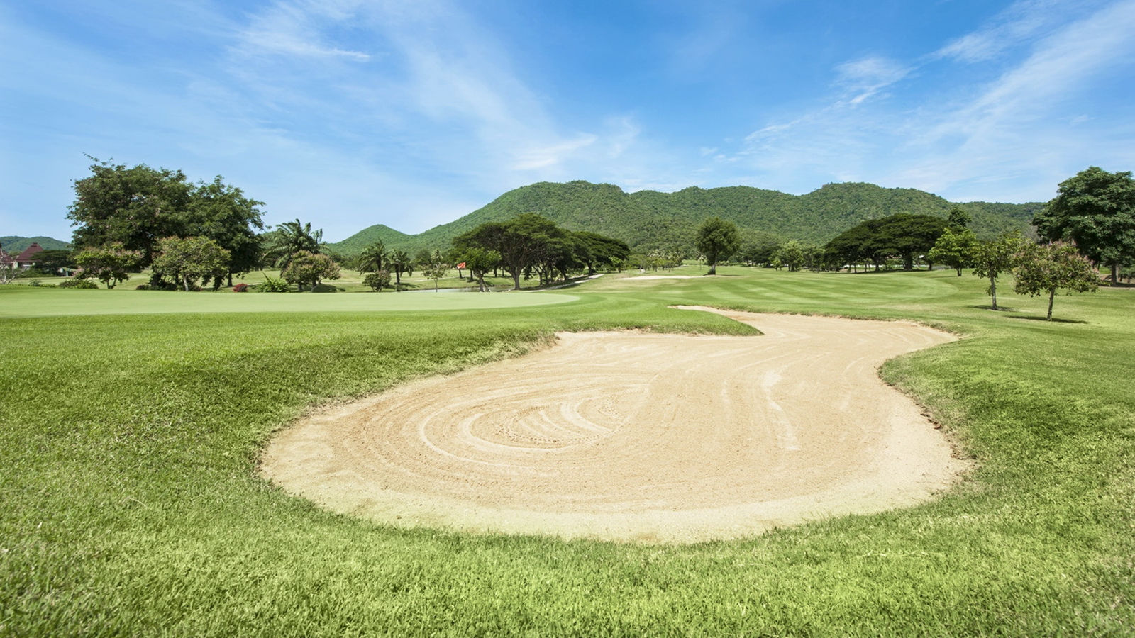 Palm Hills Golf Resort & Country Club - Sheraton Hua Hin Resort & Spa