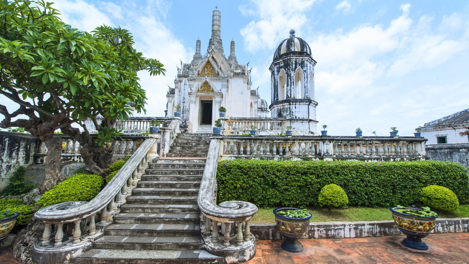 The Historic Hilltop Palace of Phra Nakhon Khiri (Khao Wang) - Sheraton Hua Hin Resort & Spa